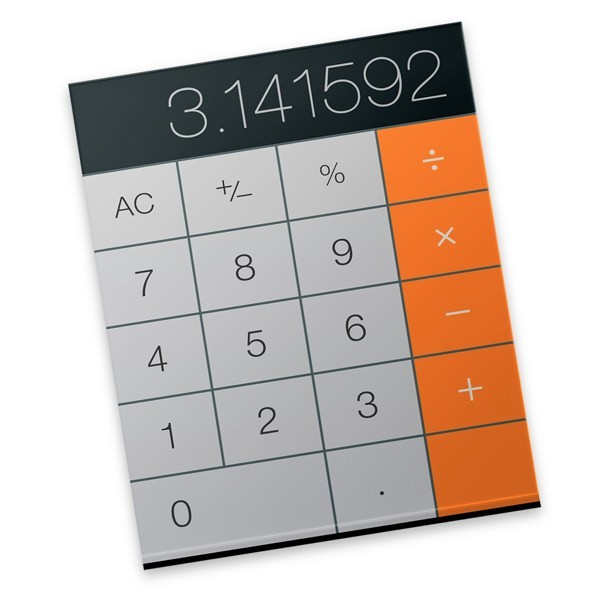 Yosemite Icon Calculator<br>(Foto: 003)