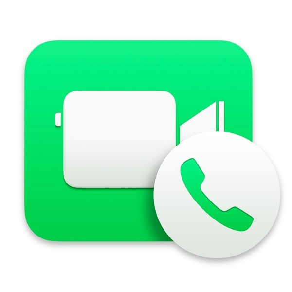 Yosemite Icon FaceTime<br>(Foto: 005)