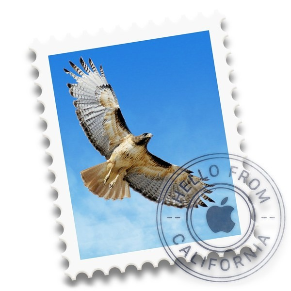 Yosemite Icon Mail<br>(Foto: 011)