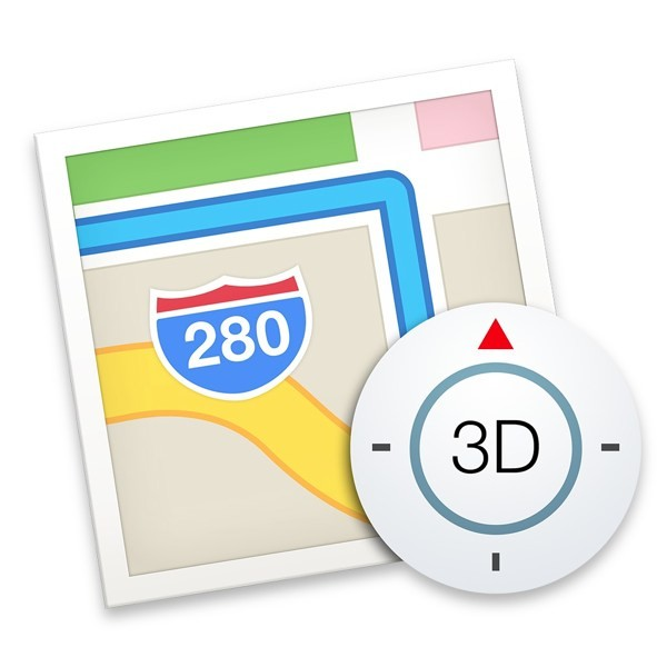 Yosemite Icon Maps<br>(Foto: 012)