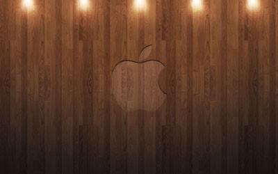 60 Schreibtischhintergründe Mit Apple Logo