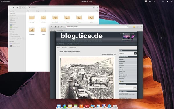 ElementaryOS_Dateien_Browser